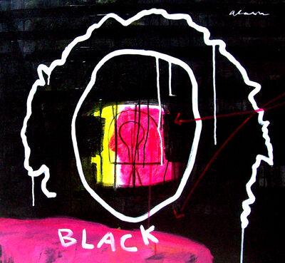 Alain Jiménez Santana, 'Black, Black, Black No. 3', 2019