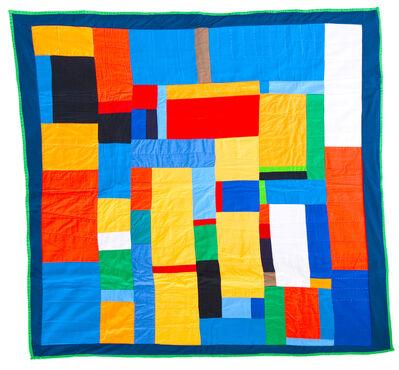 Loretta Pettway Bennett (Gee's Bend), 'B.J.', 2007