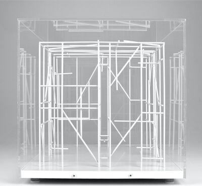 Robert Ferrer, 'Estructures en construcció', 2020