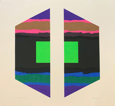 Paul Reed, 'Gilport One', 1971