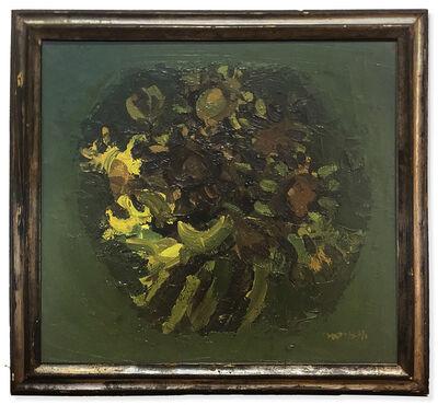 Ennio Morlotti, 'Girasoli', 1969