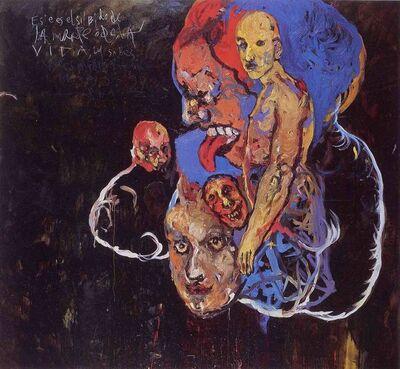 Carlos Quintana, 'Este es el silbido de la muerte de la vida, tú sabes ', 1999