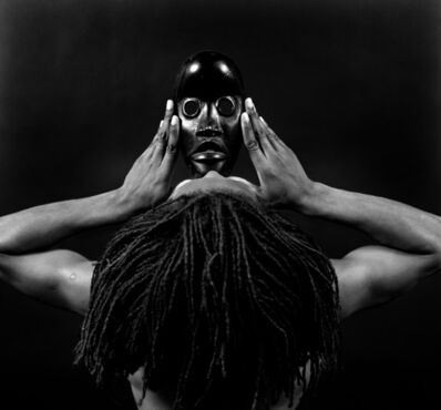 Rotimi Fani-Kayode, 'Dan Mask', 1989/2018