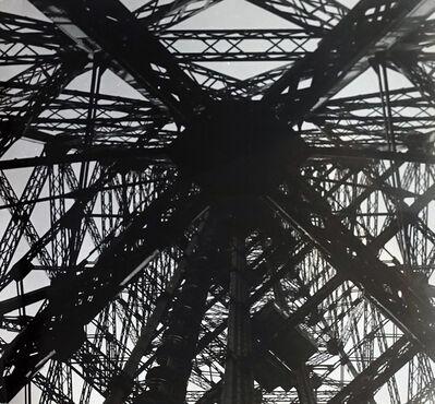 Lucien Hervé, 'Eiffel Tower', 1949