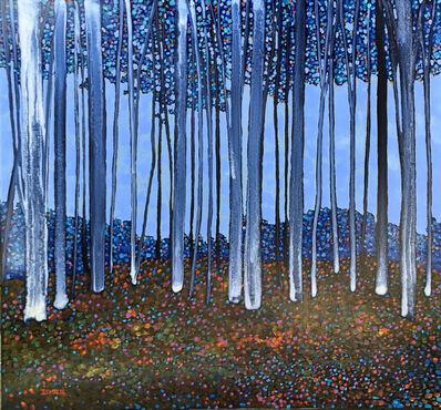 R. John Ichter, 'A different kind of Blue', 2018