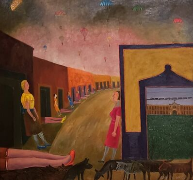 Rodolfo Morales, 'Untitled ', 1985