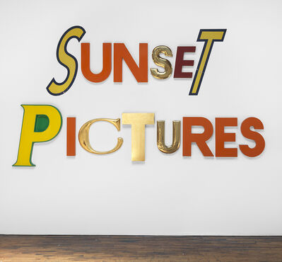Jack Pierson, 'SUNSET PICTURES', 2016