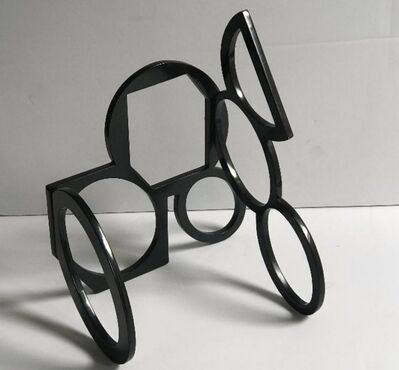 Nigel Hall, 'RYDBO MAQUETTE', 1989-2000