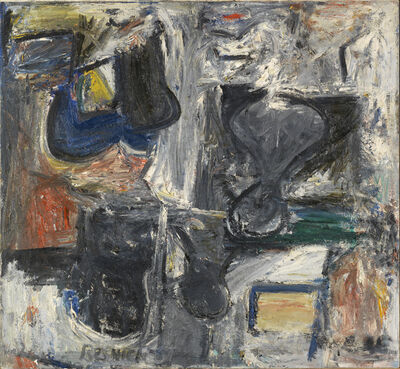 Milton Resnick, 'Untitled', 1957