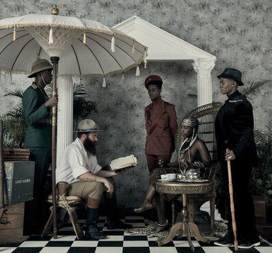 Kudzanai Chiurai, 'Genesis (Je n'isi isi) II', 2016