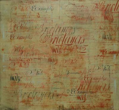Catherine Courtenaye, 'Bricklayer's Work'