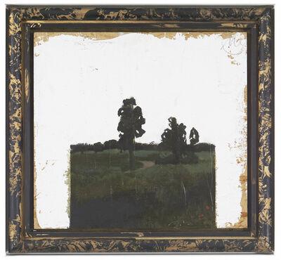 Markus Lüpertz, 'Teltower Tisch (Landschaft)', 2010