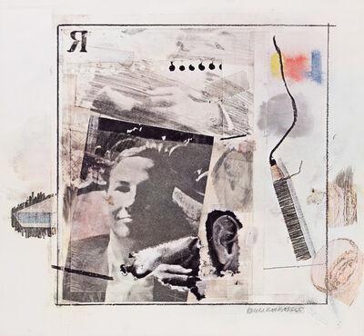 Robert Rauschenberg, 'Dwan Gallery Poster', 1965