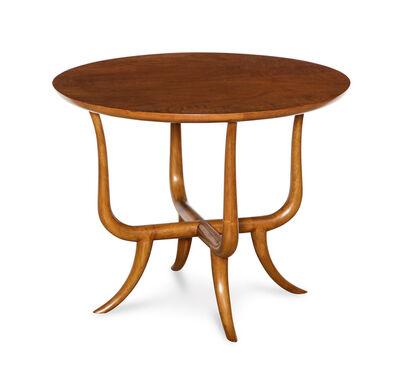 T.H. Robsjohn-Gibbings, 'Unique Side Table by TH Robsjohn-Gibbings'