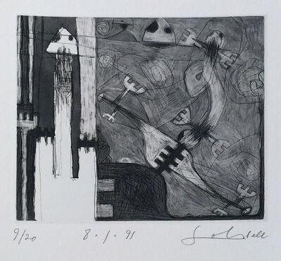 Frank Lobdell, '8.1.91', 1991