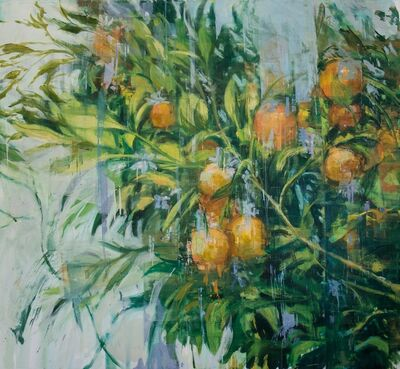 Joseph Adolphe, 'The Orange Tree', 2016