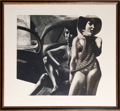 David Bumbeck, 'The Car', 1978