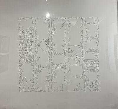 Mirtha Dermisache, 'Sin título 3', 2007