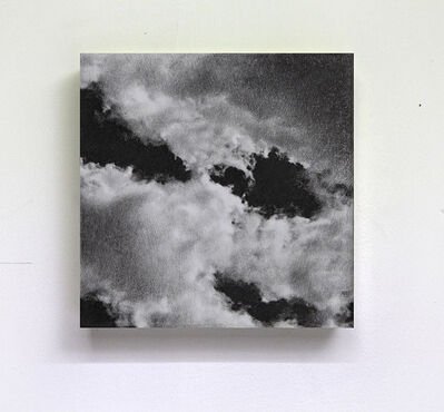 Elvio Chiricozzi, 'Ritroverai le Nubi', 2017