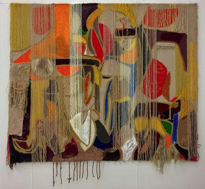 Melania Toma, 'Hallway Carpet', 2020