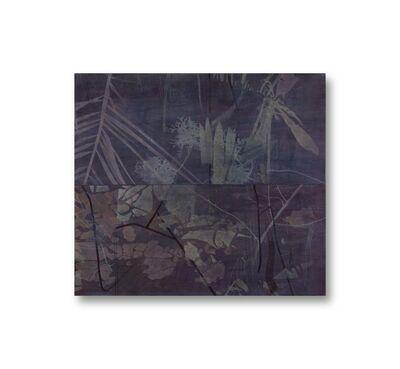 Lorena Camarena, 'Hojas y metal', 2019