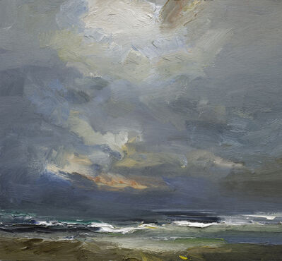 David Atkins, 'The Sea and Sky in Autumn', 2020