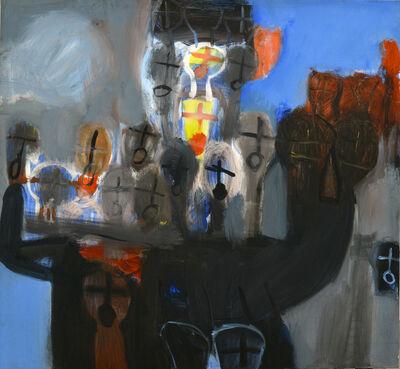 Do Hoang Tuong, 'The Crowd', 1996