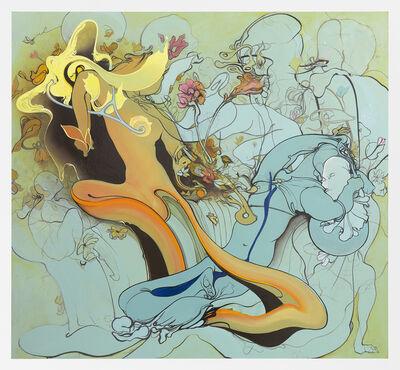 Inka Essenhigh, 'Earth and Sea', 2016
