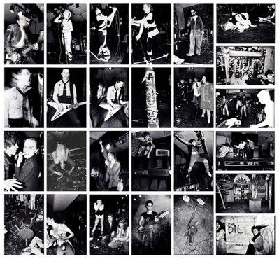 Bruce Conner, '26 PUNK PHOTOS', 1978-85