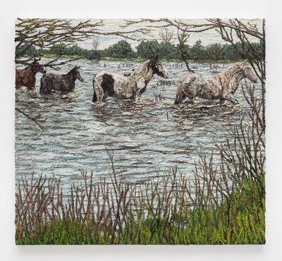 Matt Bahen, 'The Four Horses ', 2020