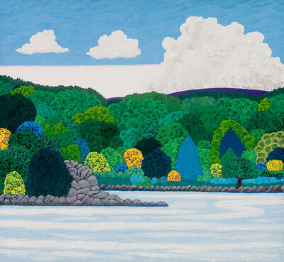 Jack Stuppin, 'Summer Catskill Creek', 2014