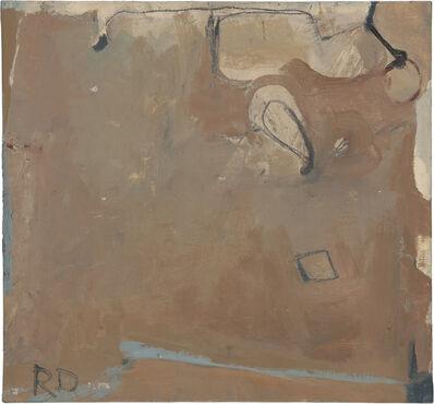 Richard Diebenkorn, 'Untitled (Albuquerque)', c. 1950–51
