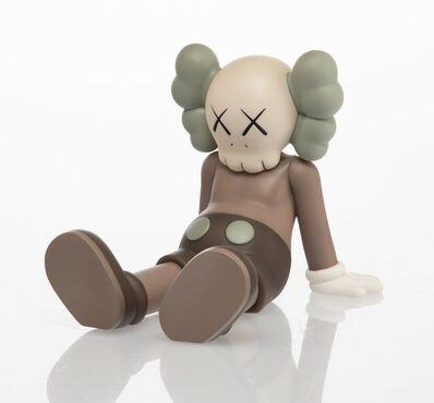 KAWS, 'Holiday: Taipei (Brown)', 2019