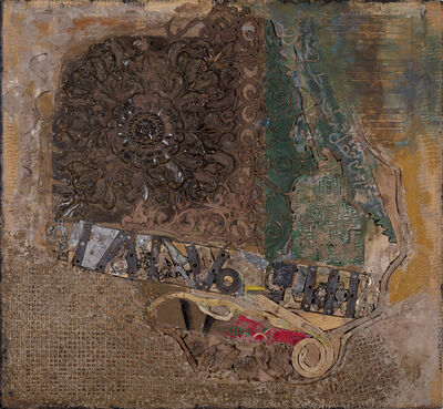 Mohammed AlGhamdi, 'Untitled', 2016