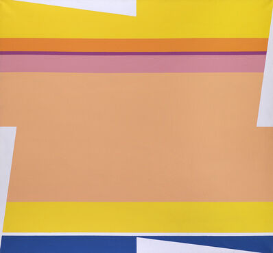 Larry Zox, 'Rotation B', 1964