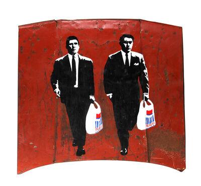 T.Wat, 'Corporate Gangsters', 2013