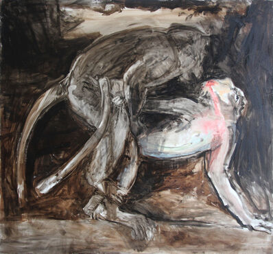 Fernando Aceves Humana, 'Le viole', 2006