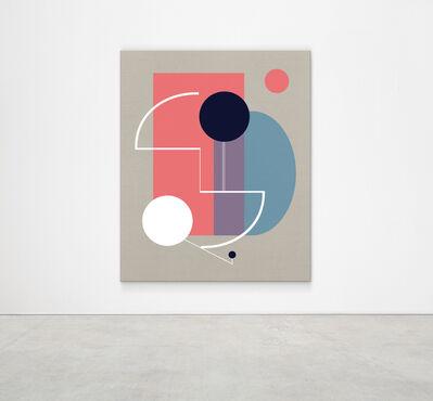 Sinta Tantra, 'A Gelato Kiss (Peach)', 2019
