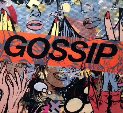 Daniel Monteavaro, 'Gossip', 2014