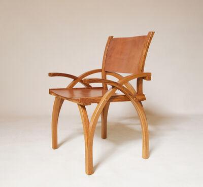 Petter Bjørn Southall, 'Treble Zero Lowback Chair', 2000