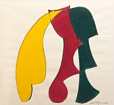 David Hayes, 'Study for Trio', 2008