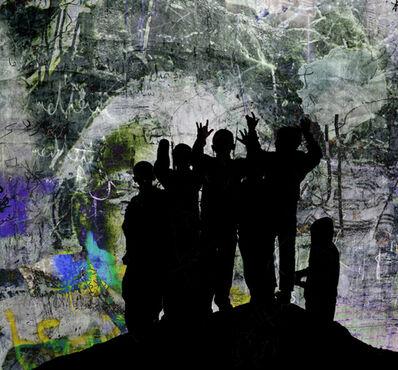 Dia Azzawi, 'Image No. 5', 2011