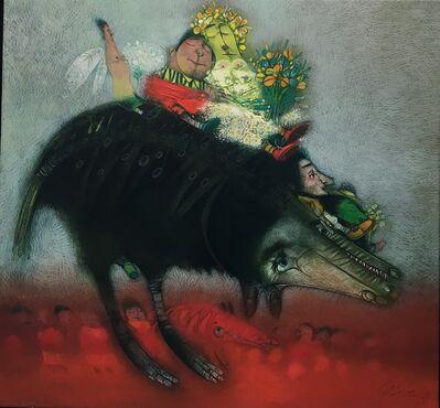 Pedro Pablo Oliva, 'Bodas de Espanoles y Criollas III', 1997