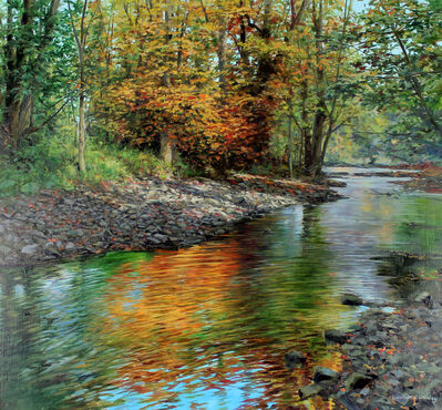 Eugene Conway, 'Autumn River', 2019
