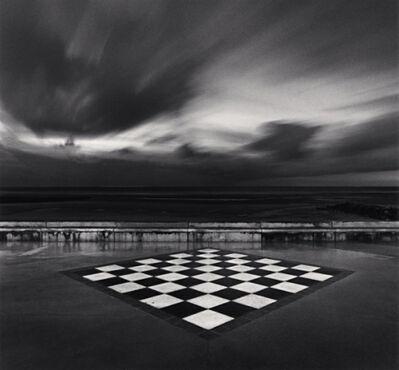 Michael Kenna, 'Chess Board, Wimereux', 2000