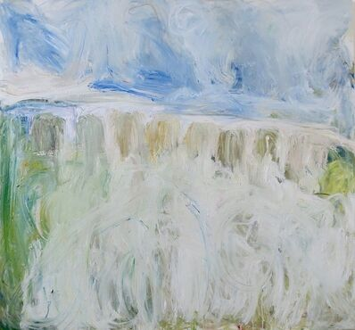 Richard Cook, 'All the valley blue', 2018