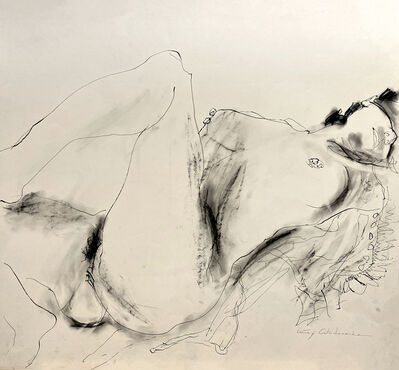 Keisuke Watanabe, 'Lying Model', 2020