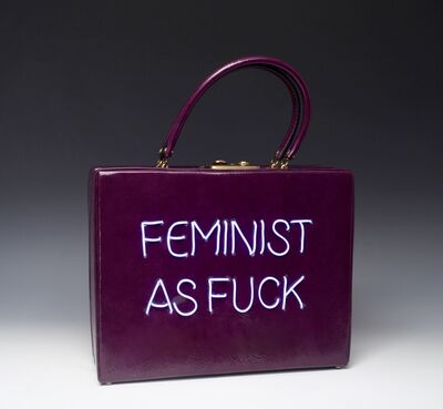Michele Pred, 'Feminist As Fuck', 2018