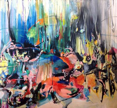 "Vicky Barranguet, '""Above""', 2013"