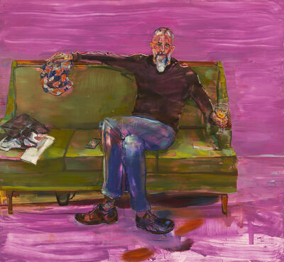 Angela Dufresne, 'Brian Tolle', 2017